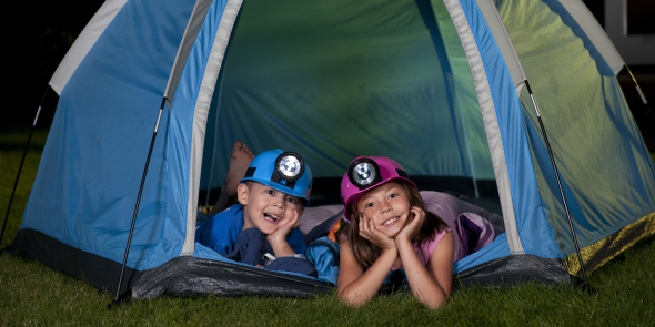 Easter camping is a popular activity during the holiday