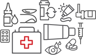 Download our Healthy Packing Checklist to know the medicines and supplies needed for your trip